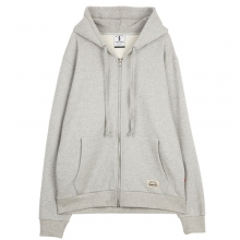 [THEDOSI] (10%세일) (남여공용) Over Cap Zip Up Hoodie - Grey
