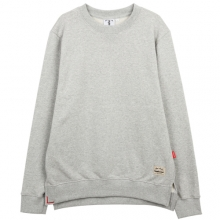 [THEDOSI] (10%세일) (남여공용) Side Vent Crewneck - Grey