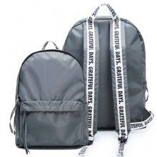 Capsule169 1Pocket Backpack - Graphite