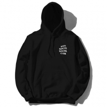 [Anti Social Social Club] Mind Games Hoodie - Black