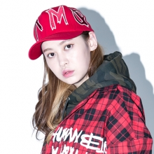 SAMO Big Logo 2 Cap - Red