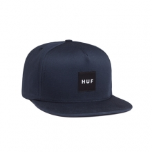 British Milleran 6Panel Cap - Navy