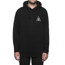 Huf X Obey Triple Triangle Pullover Hooded - Black