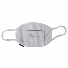 Basic Logo Mask - White