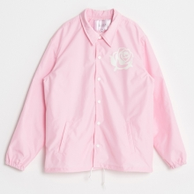 Rose Coach Jacket - Pink