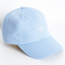 Rose Soft Cap - Sky Blue