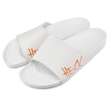 0084 Slippers - White