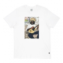 Family Acid Peter Tosh Ganja Crown Tee - White