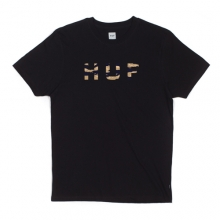 Huf Original Logo Tee - Black