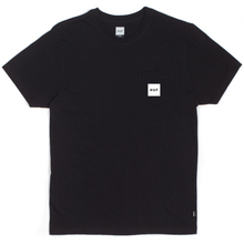 Box Logo Pocket Tee - Black