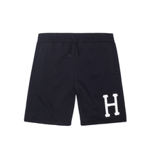 Classic H Fleece Short - Black