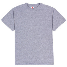(1301)Adult Short Sleeve Tee - Athletic Heather