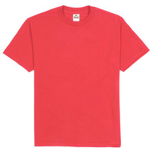(1301)Adult Short Sleeve Tee - Coral