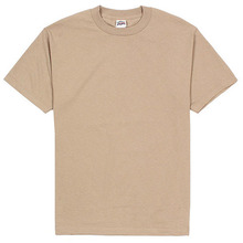 (1301)Adult Short Sleeve Tee - Sand
