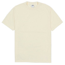 (1301)Adult Short Sleeve Tee - Cream