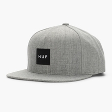 SU16 Box Logo Snapback - Gray