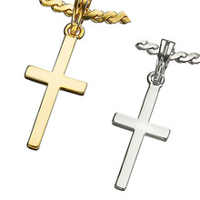 Cross Layer Pendant - 2 Color