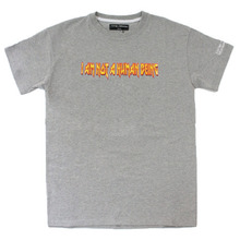 Metal Logo T-Shirts - Grey