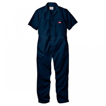 Short Sleeve Coverall(33999) - Dark Navy