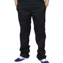 Slim Straight Workpants(873) - Black