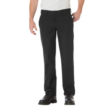 Slim Straight Pants(805) - Black