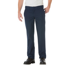Slim Straight Pants(805) - Dark Navy