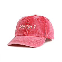 [EPTM]Red Stone Washed Perfect Cap