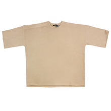 [Nameout] 3/4 Sleeve Tee - Tan