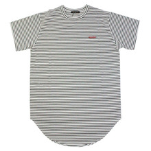 [Nameout] Basic Layered Tee - Cream Stripe
