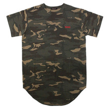 [Nameout] Basic Layered Tee - Camo