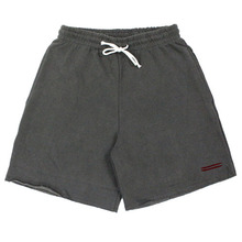 [Nameout] Heavy 3/4 Sleeve Short Pants - Charcoal