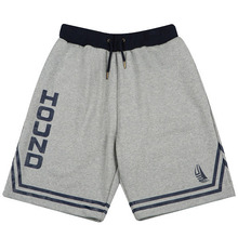 Yacht Club Sweat Short - Gray