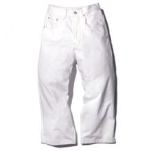 [Like a Lion]French Work Fatigue Pants With Dublin x L.A.L - Off White