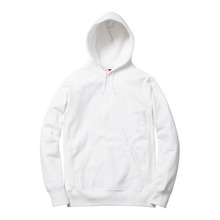Pure Fear Hooded - White