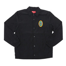 Spin Coaches Jacket - Black