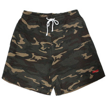 [Nameout] Heavy 3/4 Sleeve Short Pants - Camo