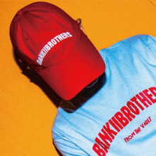 [Bank2Brothers]Longbill Ball Cap - Red