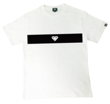 [Genuine Heart]Box Logo Tee - White