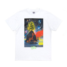 [BBC]BB Space Beach Tee - White