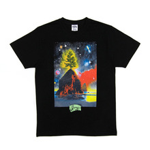 [BBC]BB Space Beach Tee - Black