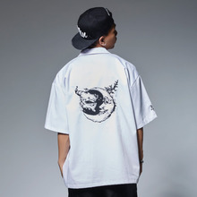[9+5=14] Minorism Workshirt - White