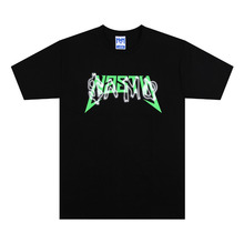 [NYPM X I am Not a Human Being] Nasty Samo Tee - Black