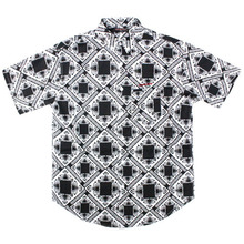 [Nameout] Paisley Shirts - Black