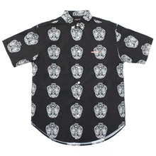[MGK X Nameout] Sugarskull Shirts - Black