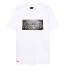 [THEDOSI] (20%세일) (남여공용) Classic City Printing T-Shirt - White