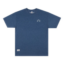 [HOUNDVILLE] N.W.O Tee - Denim Heather