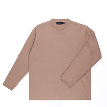 [Piece Worker]premium wool knit - Beige