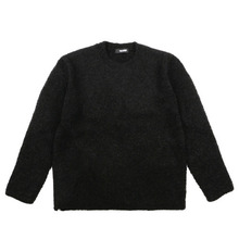 [Piece Worker]Supple Knit - Black