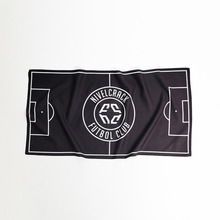 [Nivelcrack]Football Pitch Towel - Black
