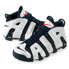 "[NEW]Nike Air More Uptempo ""Olympic""[414962-104]"